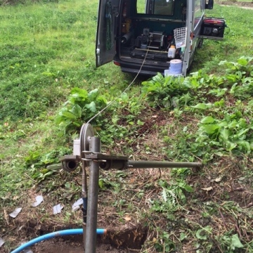 Borehole CCTV Inspection