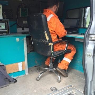 Borehole CCTV Inspection
