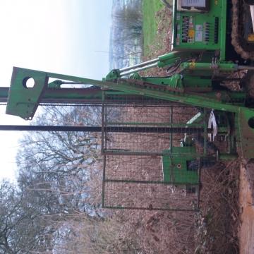 Comacchio 450P Drill Rig