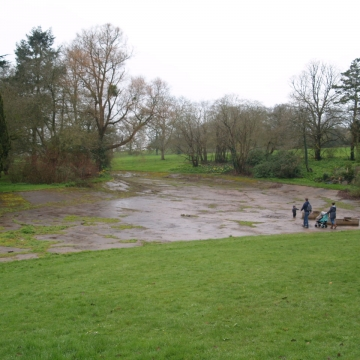 The Old Boating Lake