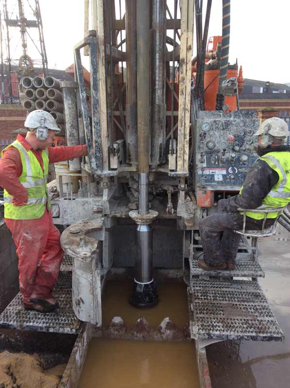 Water Well Drilling Company UK. Water Borehole Drilling Company